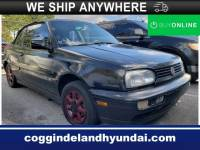 Pre-Owned 1997 Volkswagen Cabrio Highline Convertible in Jacksonville FL