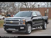 2015 Chevrolet Silverado 1500 High Country 4x4 Crew Cab for sale in Flushing MI