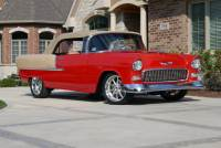 1955 Chevrolet Bel Air -SHOW CAR RESTOMOD PRO TOURING TRI FIVE-VIDEO