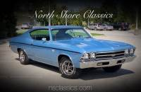 1969 Chevrolet Chevelle -SS396 Hurst 4 Speed-Factory Tach-VIDEO