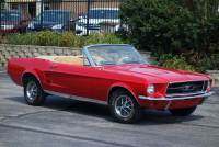 1967 Ford Mustang -CLEARANCE-CONV. FUN-VERY RELIABLE-READY FOR TOURING TOP DOWN-VIDEO