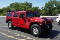 1997 Hummer H1 -DUAL SKYLIGHTS-80k MILES TWIN TURBO DIESEL LUGGAGE RACK-VERY CLEAN-
