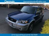 Used 2007 Ford Escape XLT For Sale Dublin OH | Stock# P5096A