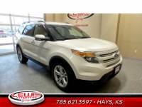 2014 Ford Explorer Limited SUV 4WD