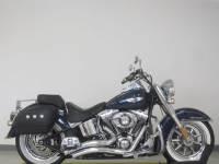 Pre-Owned 2013 Harley-Davidson Softail Deluxe FLSTN