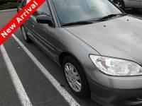 2005 Honda Civic Sedan LX AT