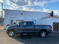 2007 Toyota Tundra SR5 Double Cab 4WD 5-Speed Automatic