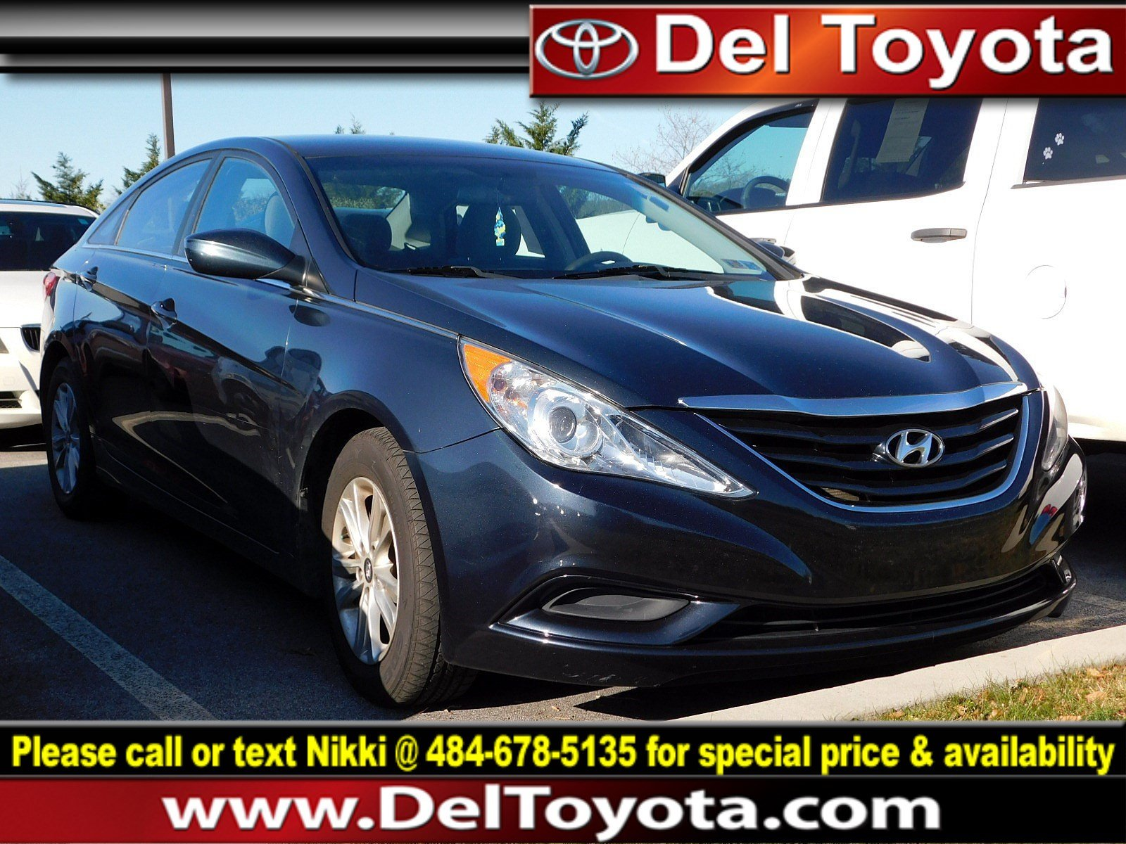 Photo Used 2011 Hyundai Sonata GLS For Sale in Thorndale, PA  Near West Chester, Malvern, Coatesville,  Downingtown, PA  VIN 5NPEB4AC4BH007264