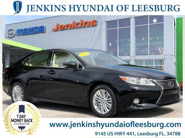 Photo Used 2014 LEXUS ES 350 Sedan For Sale Leesburg, FL