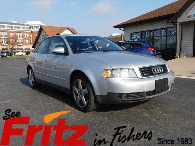 Photo 2003 Audi A4 1.8T