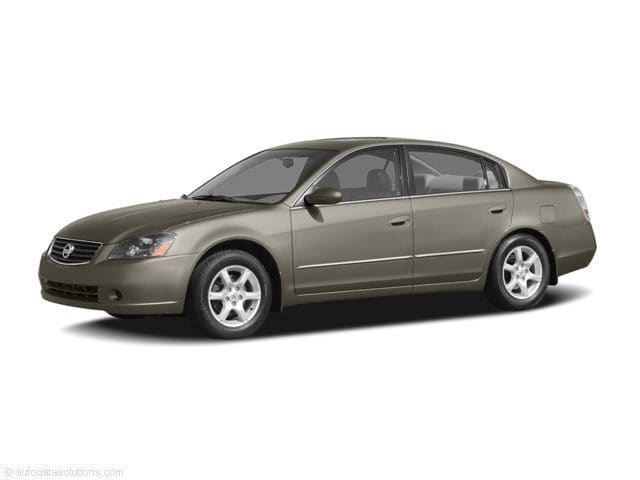 Photo Used 2006 Nissan Altima For Sale  Peoria AZ  Call 602-910-4763 on Stock 81491A