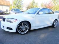 2011 BMW 1 Series 2dr Cpe 135i