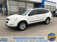 Pre-Owned 2012 Chevrolet Traverse LS FWD 4D Sport Utility