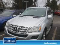 Used 2010 Mercedes-Benz M-Class For Sale | Devon PA