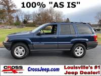 PRE-OWNED 2001 JEEP GRAND CHEROKEE LAREDO 4WD