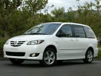 2005 Mazda MPV LX Van
