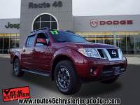 Used 2017 Nissan Frontier Truck Crew Cab For Sale in Little Falls NJ