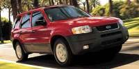 Pre-Owned 2003 Ford Escape 4dr 103 WB XLT Popular Front Wheel Drive SUV