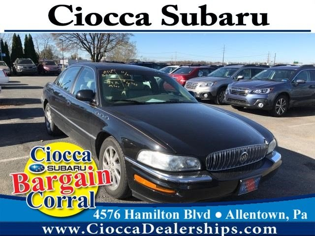 Photo Used 2003 Buick Park Avenue Ultra For Sale in Allentown, PA