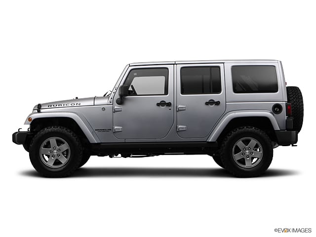 Photo 2012 Jeep Wrangler Unlimited Arctic SUV in Westborough, MA