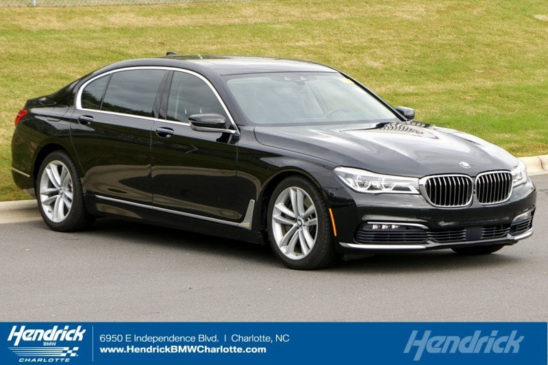 Photo 2016 BMW 7 Series 750i Sedan in Franklin, TN
