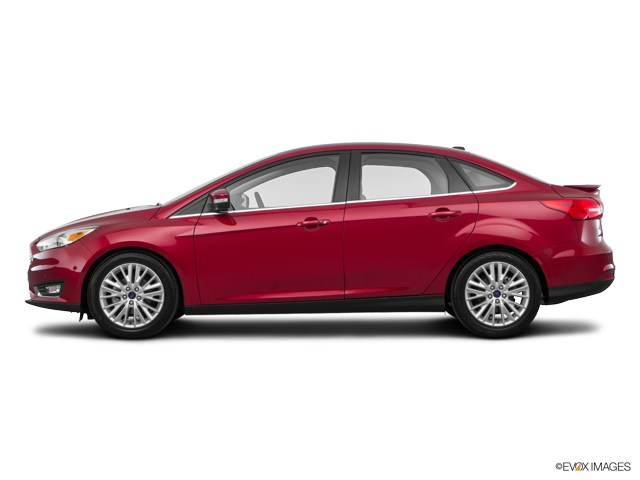 Photo 2016 Ford Focus Titanium Sedan FWD For Sale at Bay Area Used Car Dealer near SF