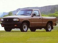 1995 Mazda B2300 Truck Standard Cab