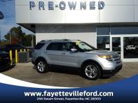 2014 Ford Explorer Limited SUV 6