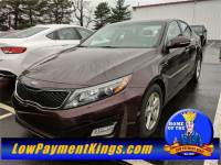 2014 Kia Optima LX Sedan FWD