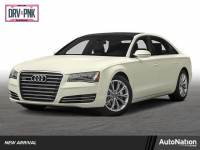 2014 Audi A8 L 3.0T (Tiptronic)