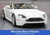 2016 Aston Martin V8 Vantage GTS Convertible in Boston