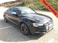 Used 2016 Audi S5 3.0T Premium Plus Coupe in Pittsburgh