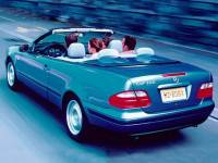 Pre-Owned 1999 Mercedes-Benz CLK-Class Base Convertible in Jacksonville FL