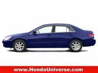 Pre-Owned 2004 Honda Accord EX Auto V6 w/Leather/XM 3.0T FWD EX V-6 4dr Sedan