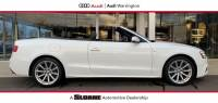 Certified Pre-Owned 2016 Audi A5 2.0T Premium Plus Convertible in Warrington, PA