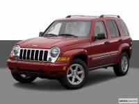 2007 Jeep Liberty Sport SUV 4x4