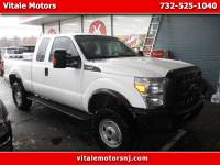 2015 Ford F-250 SD XL 4X4 SUPER CAB 6' BED