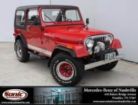 Pre-Owned 1986 Jeep CJ 7