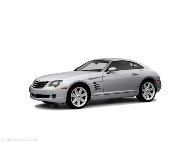 Photo Used 2007 Chrysler Crossfire 2dr Cpe Limited in Ames, IA