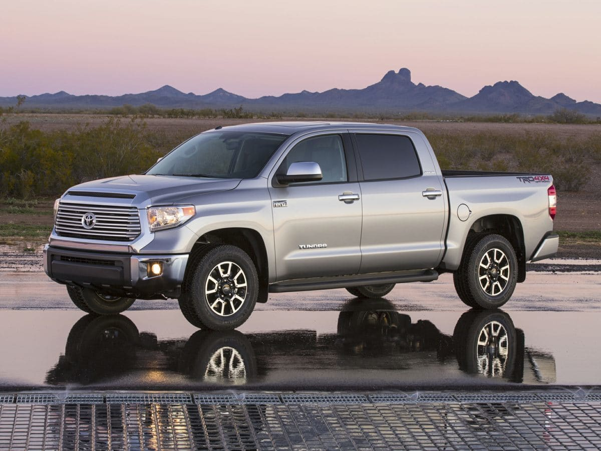 Photo 2014 Toyota Tundra Limited Truck 4x4