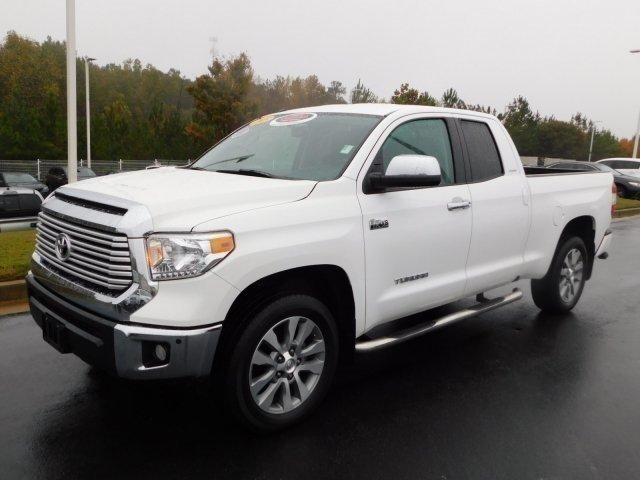 Photo 2015 Toyota Tundra Limited 5.7L V8 Truck Double Cab