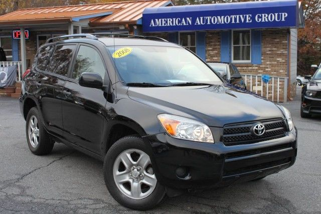 Photo 2008 Toyota RAV4 RAV4