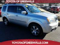 Pre-Owned 2013 Honda Pilot Touring w/RES/Naiv FWD SUV in Greenville SC