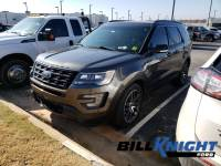 Certified Used 2017 Ford Explorer Sport Sport Utility 6 4WD in Tulsa