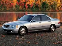 Pre-Owned 2004 Acura RL 3.5 FWD 4D Sedan