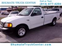 2004 Ford F-150 Reg Cab 8 FT. Bed