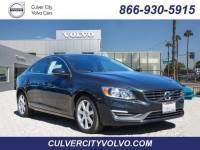 Used 2016 Volvo S60 T5 Drive-E Premier Sedan in Culver City, CA