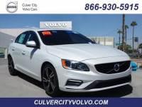 Used 2017 Volvo S60 T6 AWD R-Design Platinum Sedan in Culver City