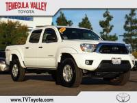 2013 Toyota Tacoma PreRunner V6 Automatic Truck Double Cab 4x2 in Temecula