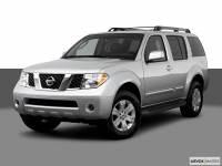 2007 Nissan Pathfinder S SUV